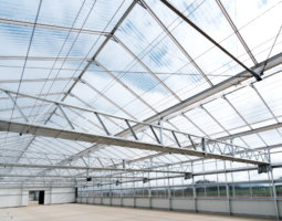 Cannasouth Cultivation Limited's fully sealed, hybrid greenhouse